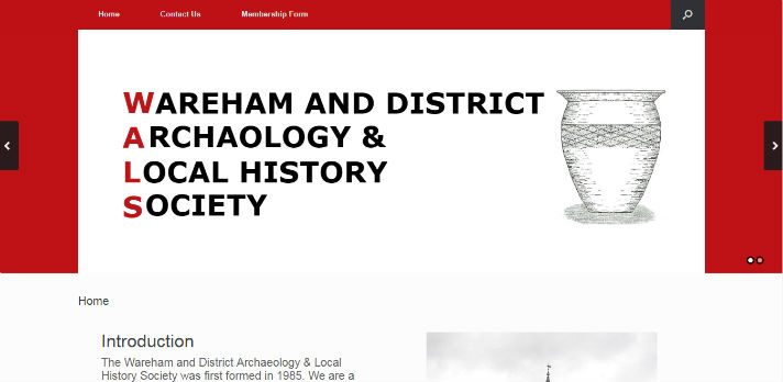 Wareham and District Archaeology & Local History Society